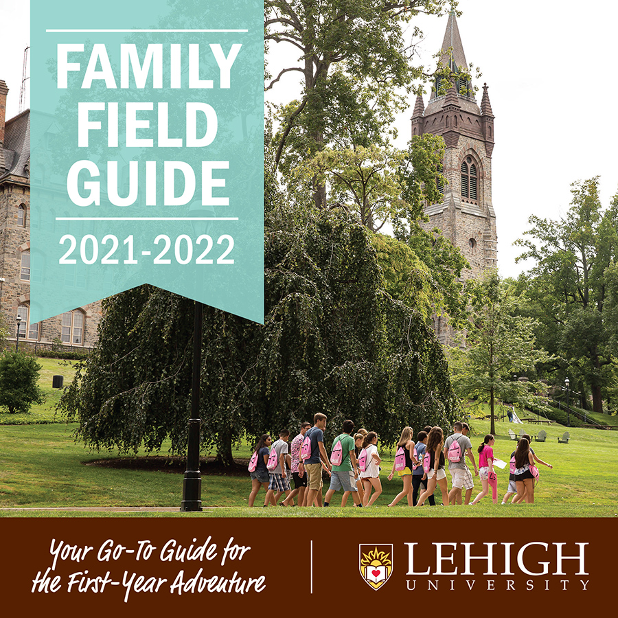 Family Field Guide 2021-2022 cover