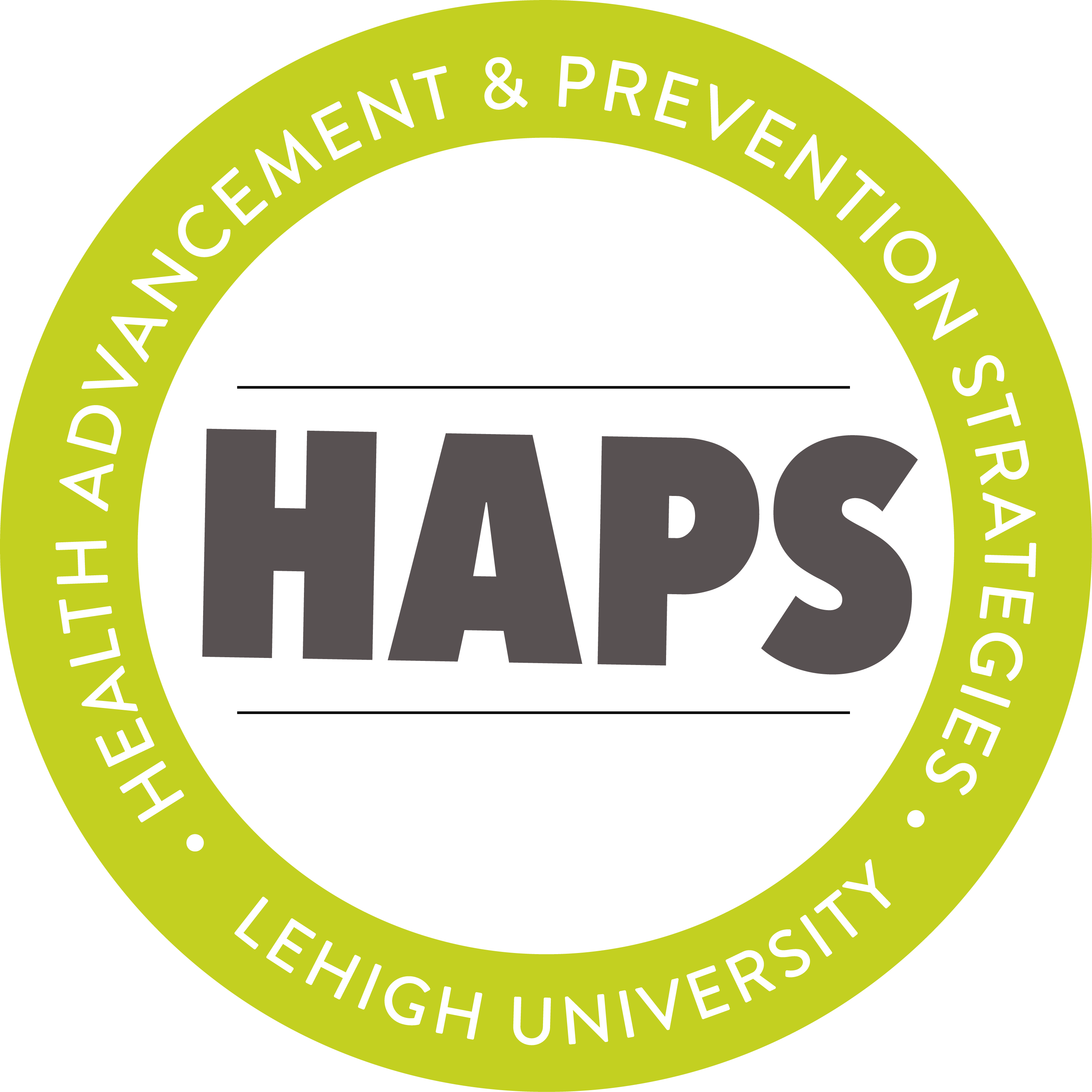HAPS logo