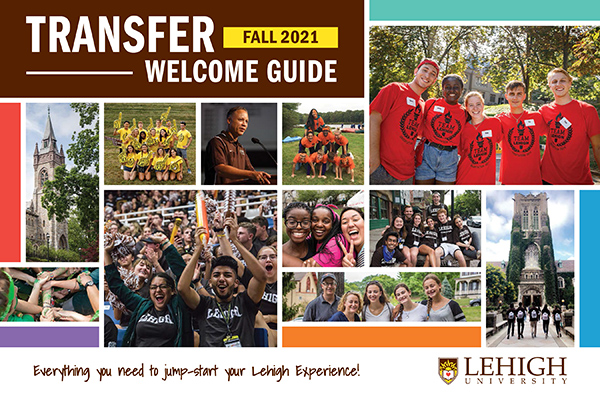 Transfer Welcome Guide
