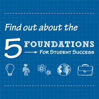 Find out about the 5 Foundations for student success