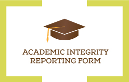 Academic Integrity Form