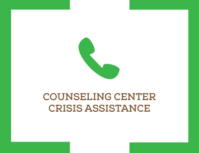 Counseling Center Crisis Assistance