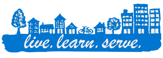 Live Learn Serve Logo