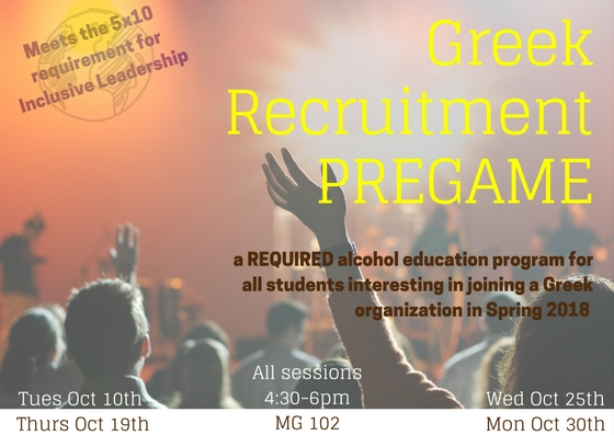 Educational Opportunities   Student Affairs