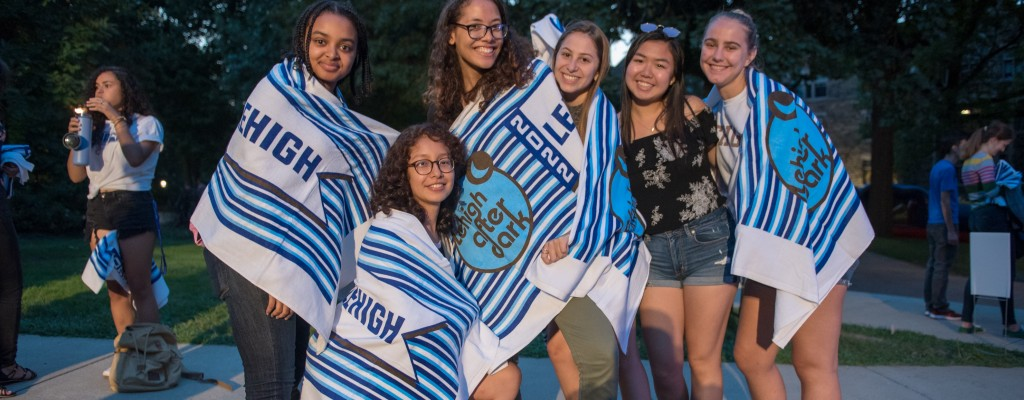 Lehigh After Dark- Free Towels for First Years!