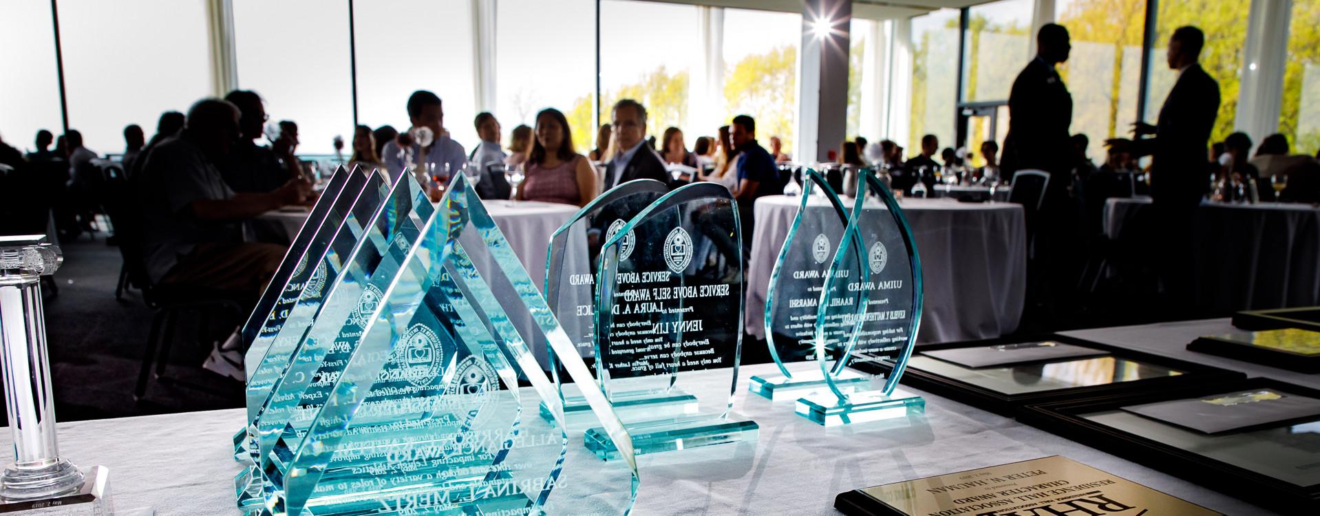 Student Life Leadership Awards Ceremony 2019