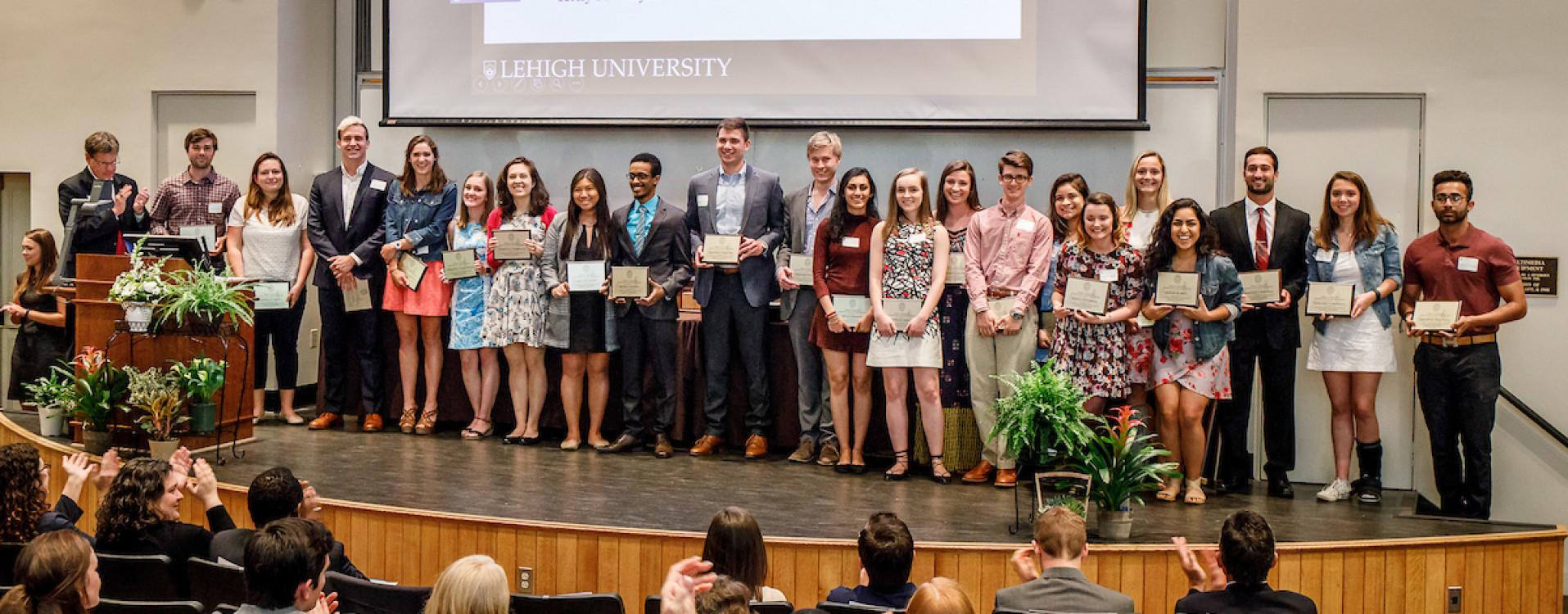 Student Life Leadership Awards Ceremony 2017