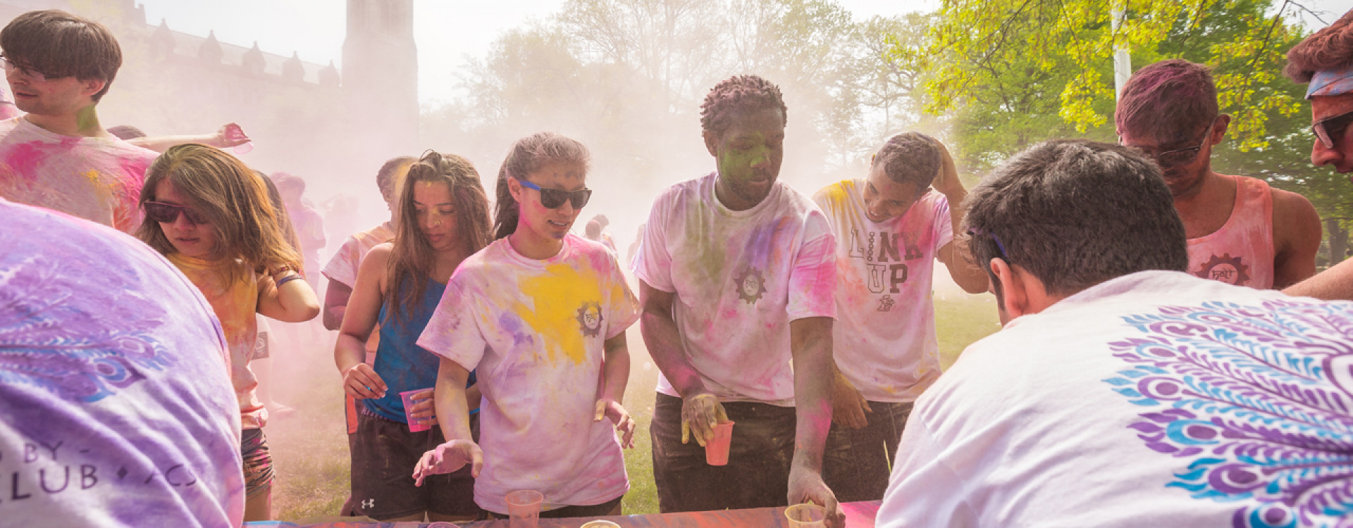 Holi, Festival of Colors