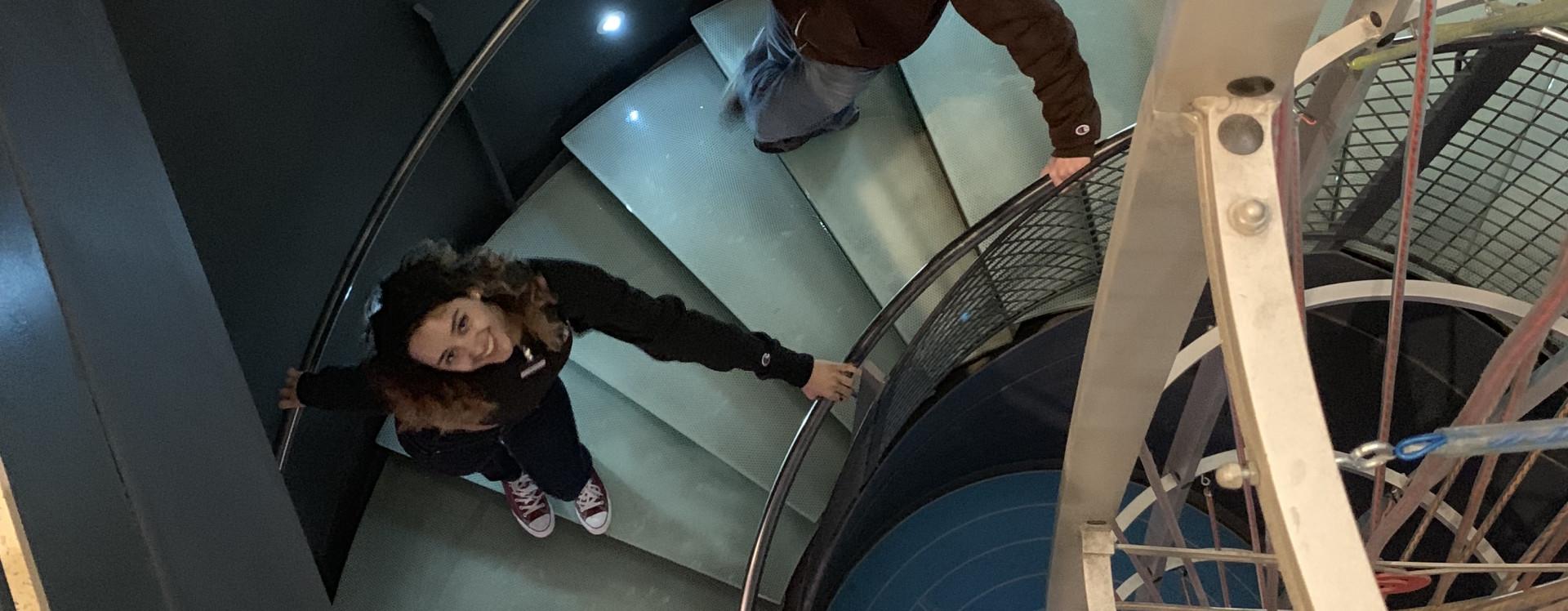 STEM Gryphon at Math Museum