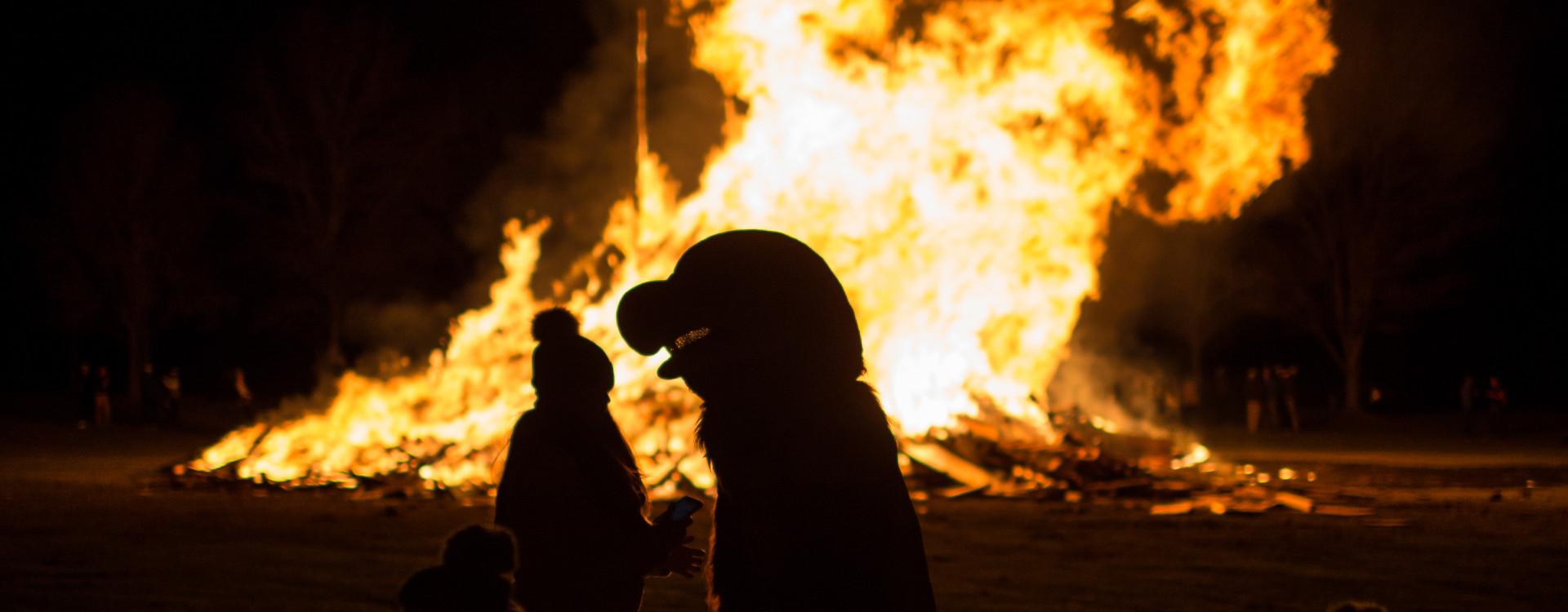 The 2017 Bonfire for Le-Laf