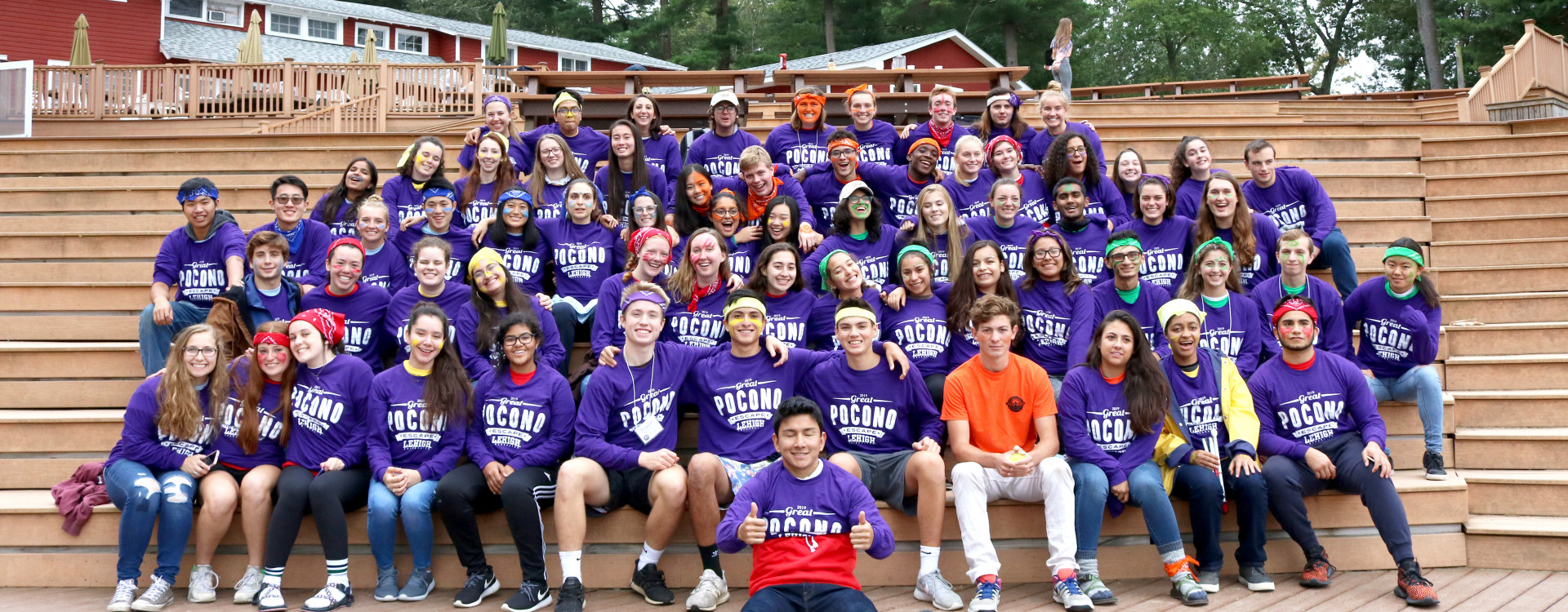 Camp Hawk 2019 Group photo