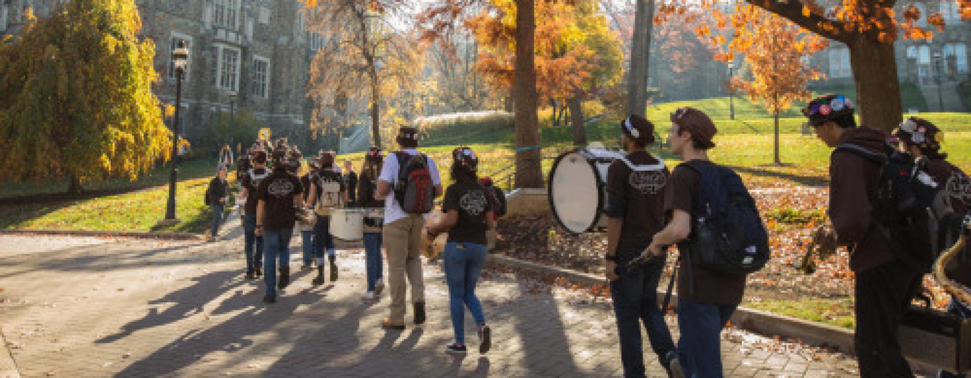LU 97 Marching Band