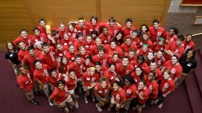 Orientation Staff 2009
