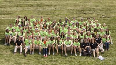 Orientation Staff 2012