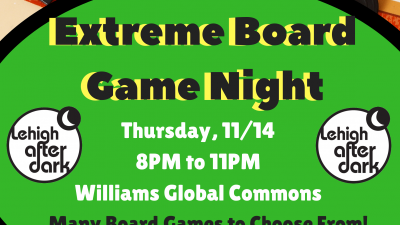 Extreme Board Game Night