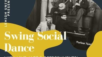 Swing Social Flyer